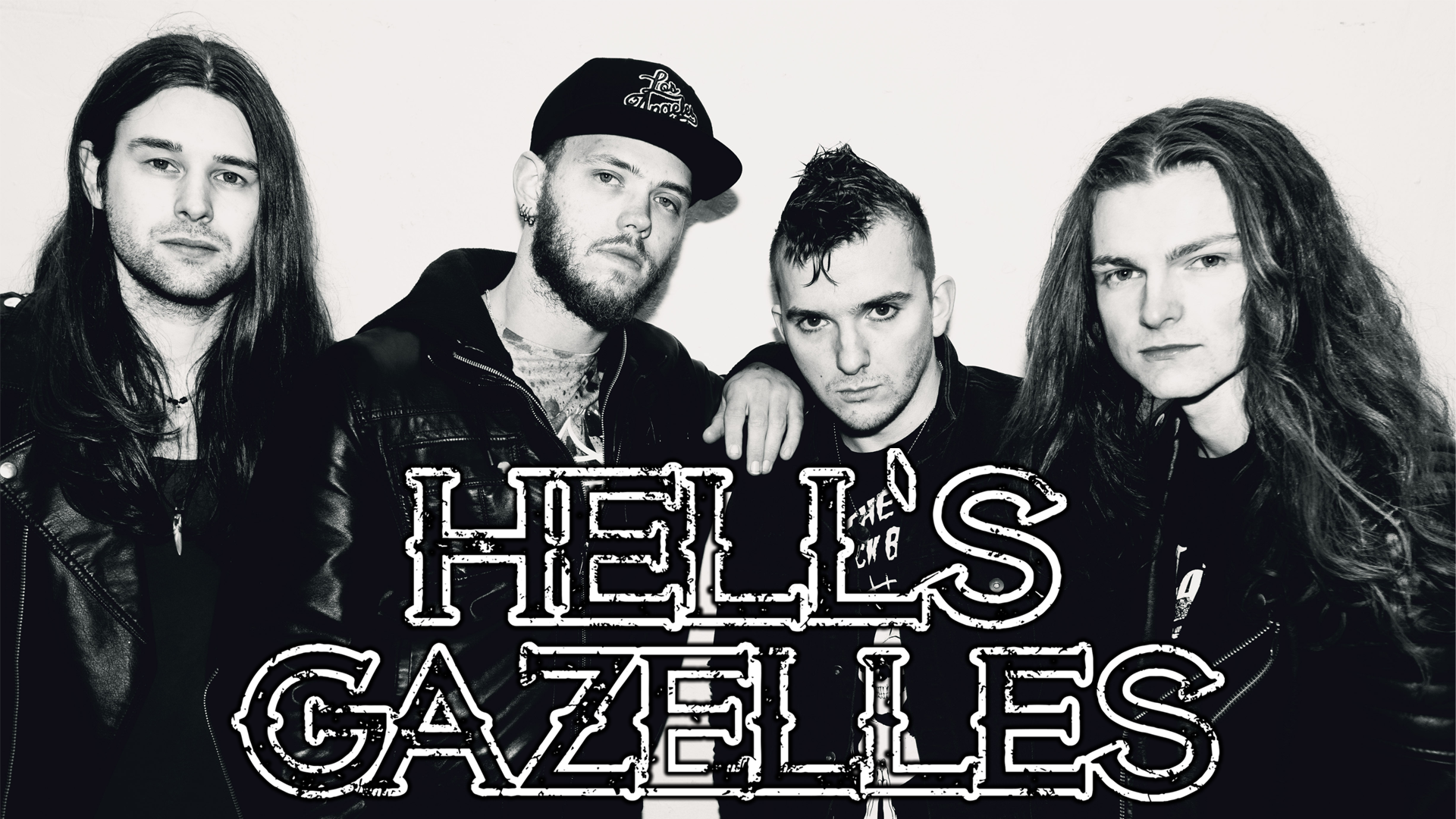 Hell's Gazelles rock band
