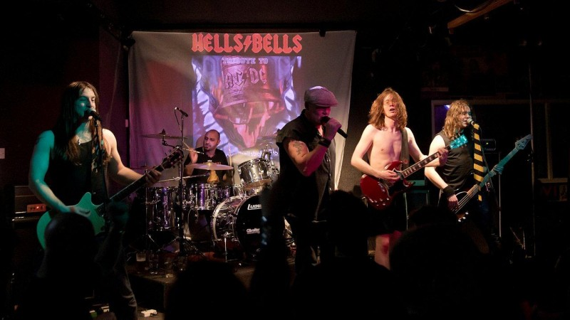 HELLS BELLS AC/DC TRIBUTE ROCK BAND